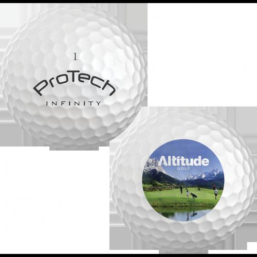 ProTech infinity Golf Balls