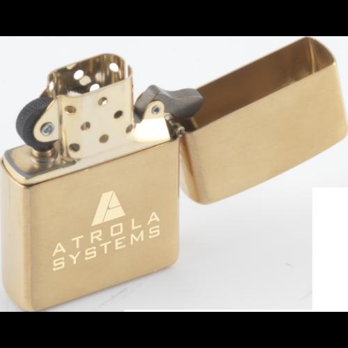 Zippo Lighter Brass